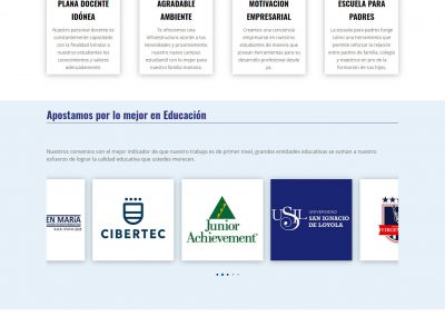 Colegio Virgen María – Ica