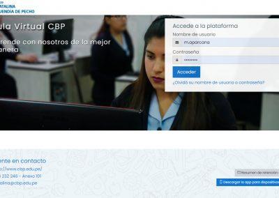Aula Virtual – IESTP Catalina Buendia de Pecho