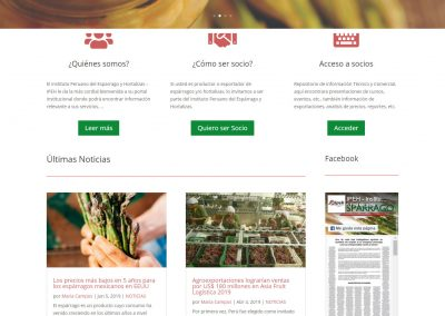 Instituto Peruano del Espárrago y Hortalizas