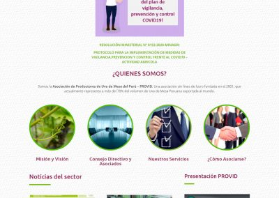 Asociación de Productores de Uva de mesa del Perú