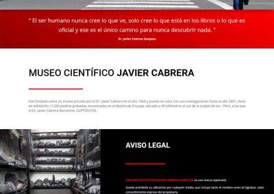 Museo Científico Javier Cabrera